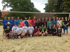 Beachvolleyballturnier 2017 © SJB Binnen