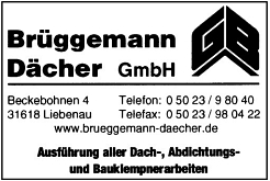 Brüggemann Dächer GmbH©SJB Binnen