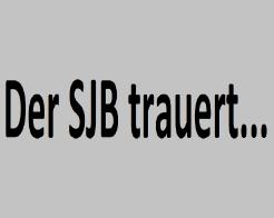Der SJB trauert...©SJB Binnen