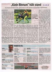 Die Handballer - Das gallische Dorf