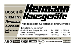 Hermann Hausgeräte©SJB Binnen