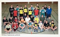 Jahresbeginn 2003 Indoor©SJB Binnen