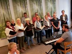 Kirchenchor Frohsinn©SJB Binnen