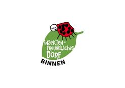 Logo Insektenfreundliches Dorf Binnen©SJB Binnen