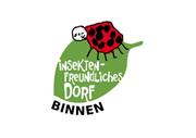 Logo Insektenfreundliches Dorf Binnen