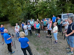 Nordic Walking Day 2019 © SJB Binnen
