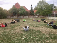 Outdoor Fitness © SJB Binnen