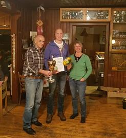 Sportler das Jahres 2018 Norbert Marquordt©SJB Binnen