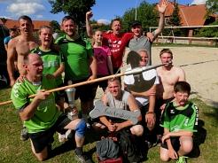 Straßenhandballsieger Knaakenburg©SJB Binnen