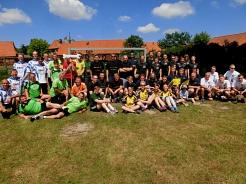 Straßenhandballteams©SJB Binnen