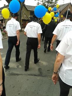 Teilnahme am Liebenauer Schützenfest©SJB Binnen