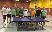 Tischtennisturnier 2020